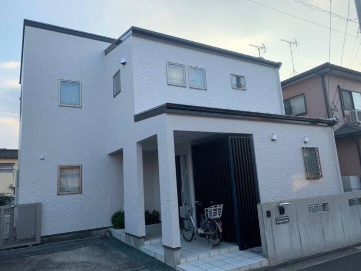 【香川県高松市】 M様邸 外壁・屋根塗装工事