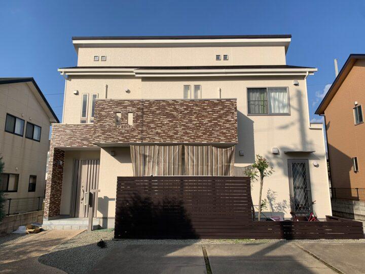 【香川県高松市】 O様邸 外壁・屋根塗装工事