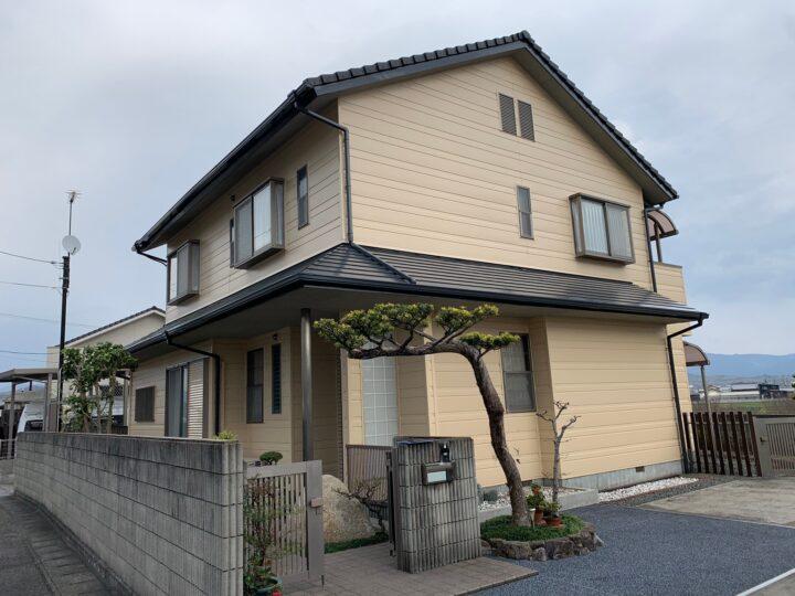 【香川県三豊市】 I様邸 外壁・屋根塗装工事