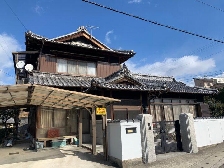 【香川県三豊市】 T様邸 外壁塗装・外塀塗装
