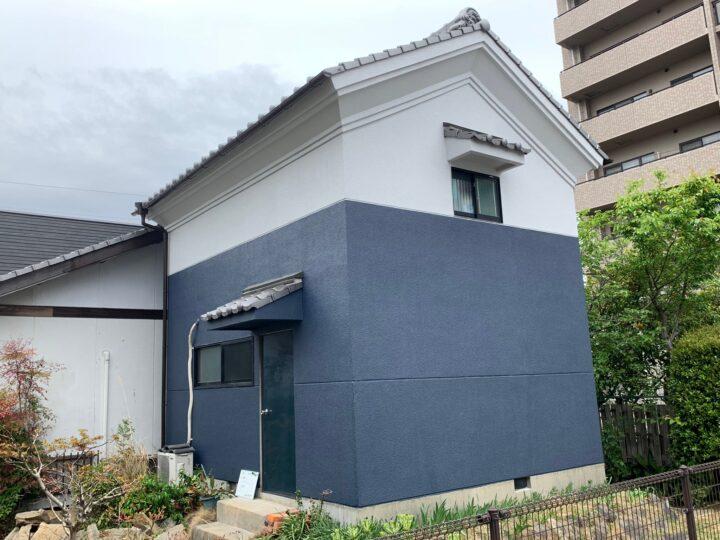 【香川県高松市】 T様邸 外壁塗装工事