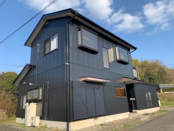 【香川県三豊市】 O様邸 外壁・屋根塗装工事
