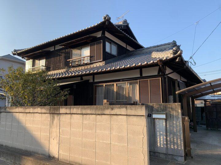 【香川県三豊市】 A様邸 外壁塗装工事