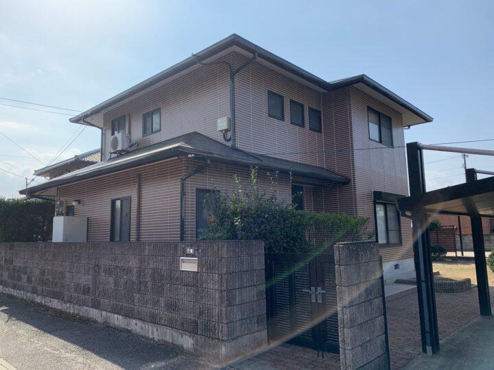 【香川県観音寺市】 Y様邸 外壁・屋根塗装