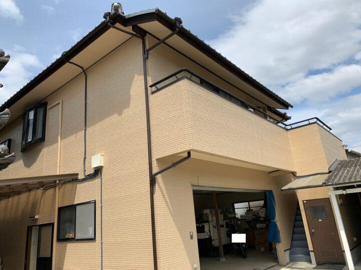 【香川県三豊市】 O様邸 外壁塗装工事