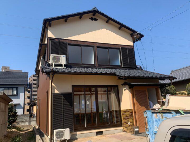 【香川県丸亀市】Y様邸 外壁・屋根塗装工事