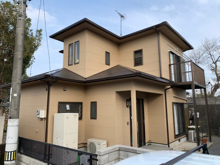【香川県丸亀市】E様邸 外壁・屋根塗装工事