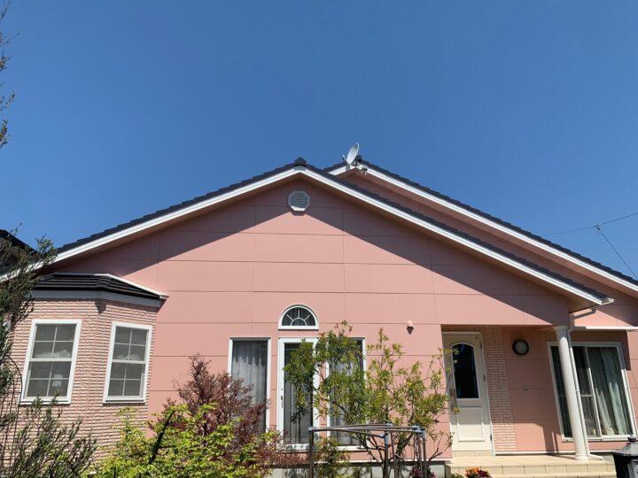 【香川県丸亀市】H様邸 外壁・屋根塗装工事