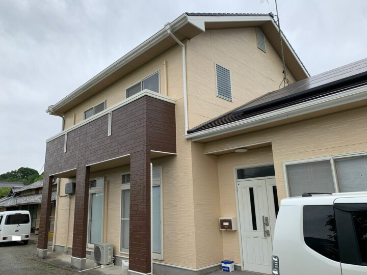 【香川県三豊市】N様邸 外壁・屋根塗装工事