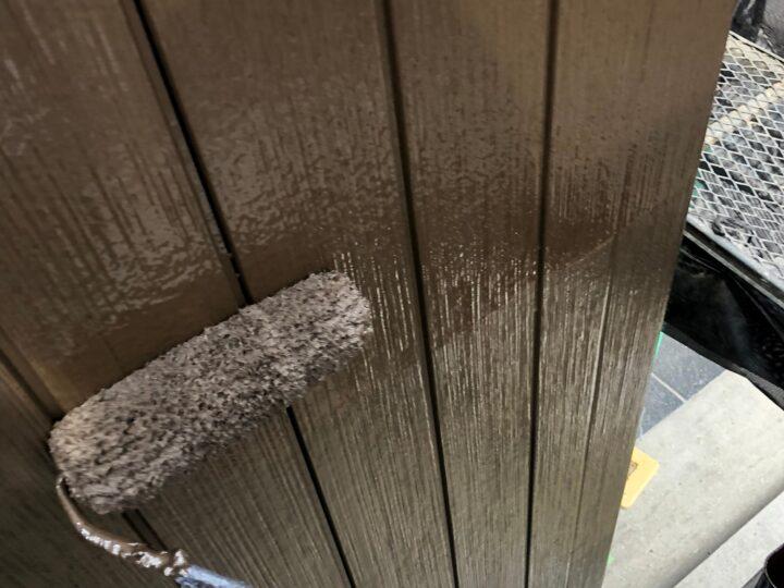 外壁 玄関ポーチ