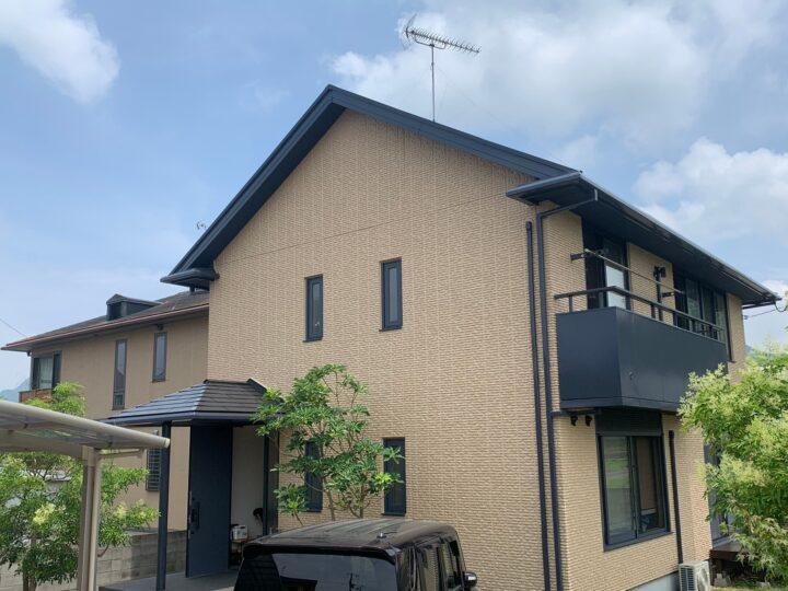 【香川県三豊市】F様邸 外壁・屋根塗装工事