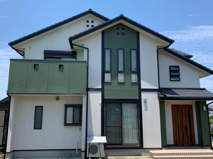 【香川県観音寺市】I様邸 外壁・屋根塗装工事