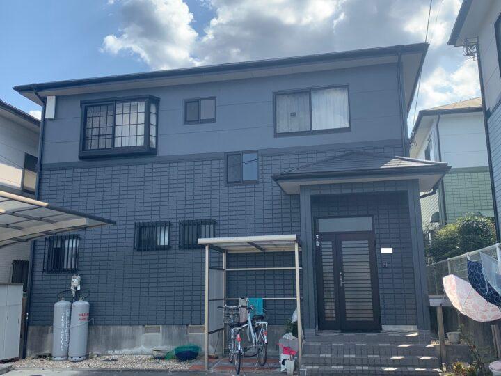 【香川県丸亀市】K様邸 外壁・屋根塗装工事