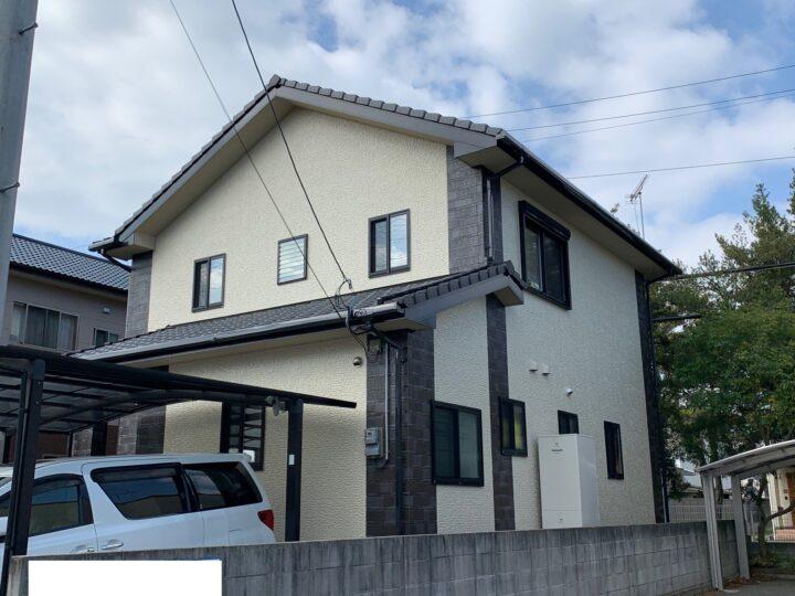 【香川県高松市】T様邸 外壁塗装工事/ベランダ防水工事