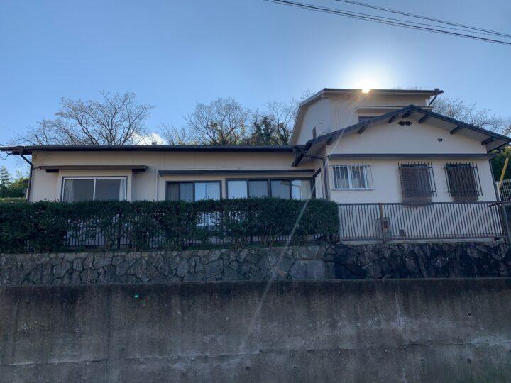 【香川県丸亀市】N様邸 外壁・屋根塗装工事