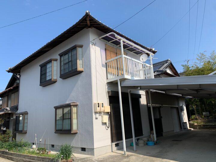 【香川県丸亀市】T様邸 外壁塗装工事