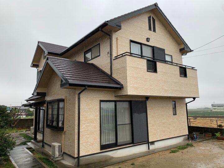 【香川県観音寺市】Y様邸 外壁・屋根塗装工事
