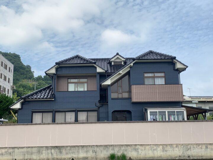【香川県三豊市】Y様邸 外壁・屋根塗装工事