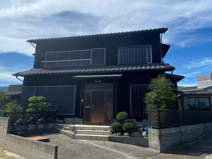 【香川県丸亀市】N様邸 外壁塗装工事