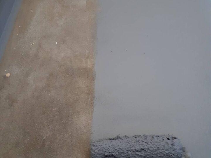 ベランダ防水②